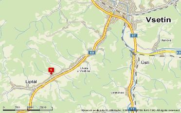 Kde nás najdete na www.mapy.cz